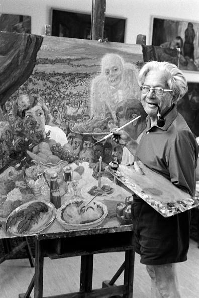 Artist's Palette「Painter Eric Johansson」:写真・画像(12)[壁紙.com]