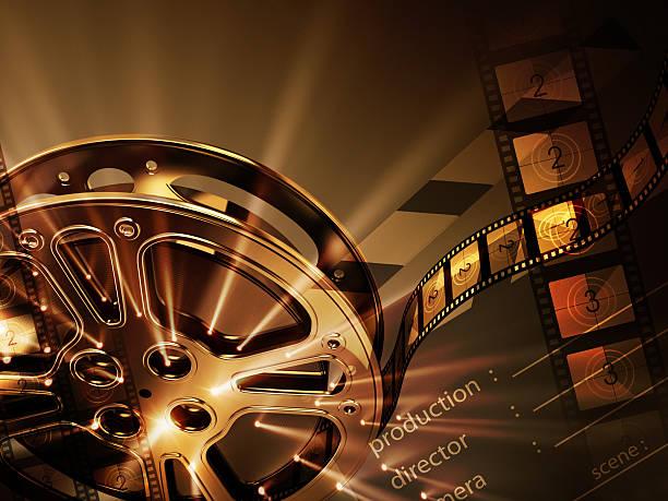 Cinema background (horizontal):スマホ壁紙(壁紙.com)