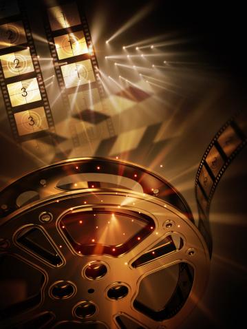 Sepia Toned「Cinema background (vertical)」:スマホ壁紙(6)