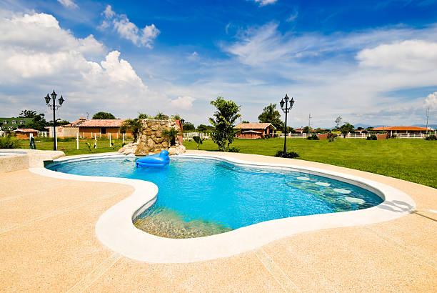 Tropical Resort Swimming Pool:スマホ壁紙(壁紙.com)