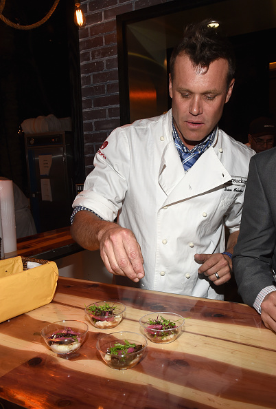 Crunchy「Celebrity Chefs Light Up The Strip At Vegas Uncork'd By Bon Appetit's Grand Tasting At Caesars Palace」:写真・画像(16)[壁紙.com]