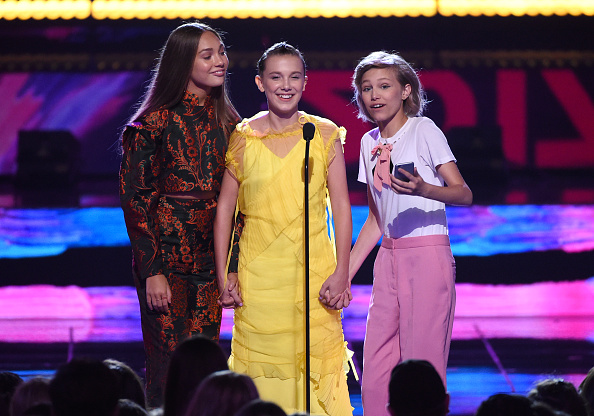 グレイス・ベンダーワール「Teen Choice Awards 2017 - Show」:写真・画像(2)[壁紙.com]