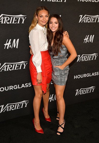 Hollywood - California「Variety's Annual Power Of Young Hollywood - Arrivals」:写真・画像(4)[壁紙.com]
