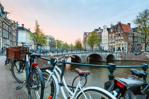 Amsterdam「Bicycles, Amsterdam」:スマホ壁紙(4)