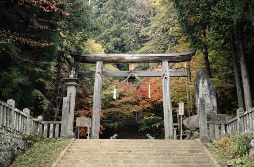 神社「Arch in Japan」:スマホ壁紙(13)
