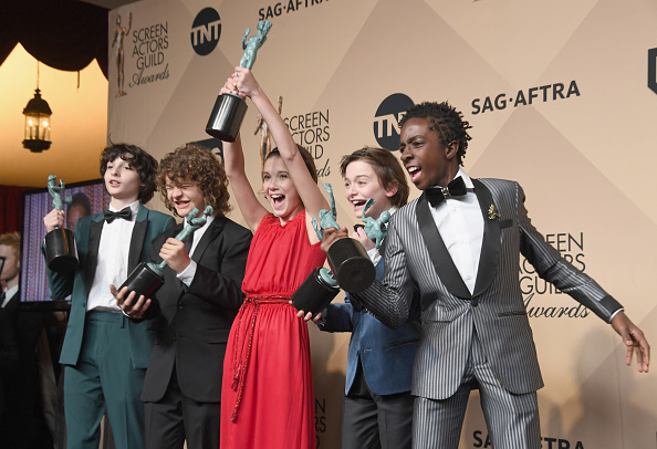 Award「23rd Annual Screen Actors Guild Awards - Press Room」:写真・画像(8)[壁紙.com]