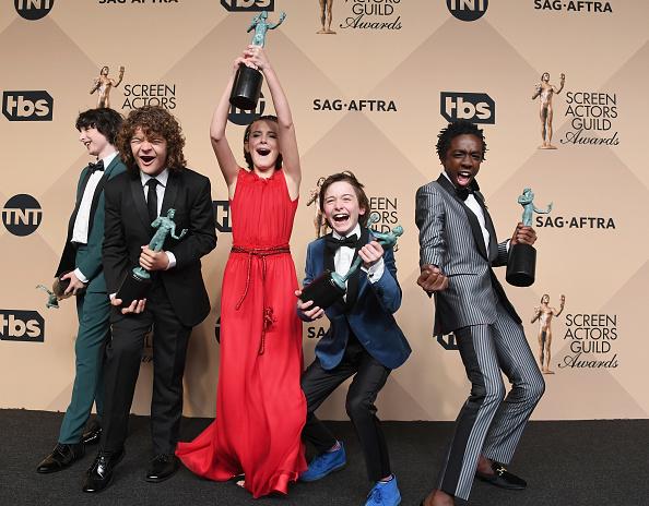 Award「23rd Annual Screen Actors Guild Awards - Press Room」:写真・画像(9)[壁紙.com]