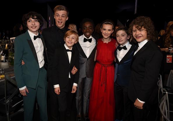 Noah Schnapp「The 23rd Annual Screen Actors Guild Awards - Cocktail Reception」:写真・画像(0)[壁紙.com]