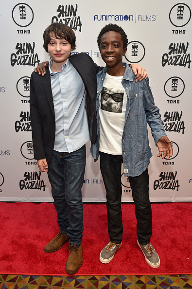 ゴジラ「Funimation Films Presents 'Shin Godzilla' Premiere at 2016 New York Comic Con」:写真・画像(19)[壁紙.com]