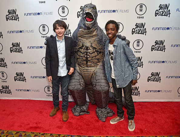 ゴジラ「Funimation Films Presents 'Shin Godzilla' Premiere at 2016 New York Comic Con」:写真・画像(13)[壁紙.com]