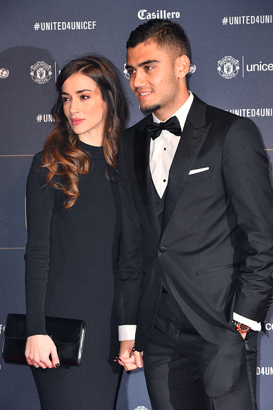 Andreas Pereira「United for Unicef Gala Dinner - Red Carpet Arrivals」:写真・画像(1)[壁紙.com]