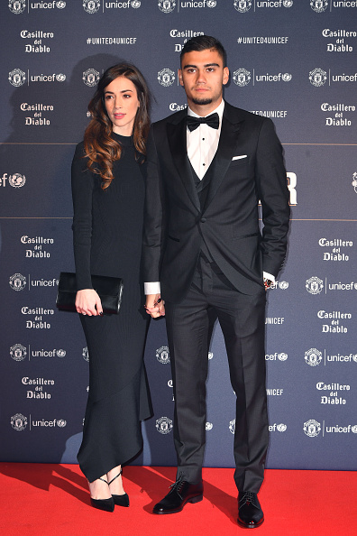 Andreas Pereira「United for Unicef Gala Dinner - Red Carpet Arrivals」:写真・画像(0)[壁紙.com]
