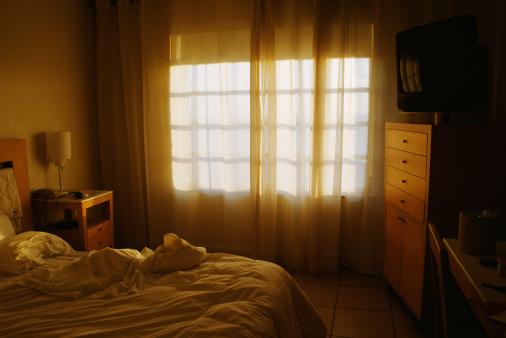 Motel「Hotel room,     Miami,     Florida」:スマホ壁紙(0)