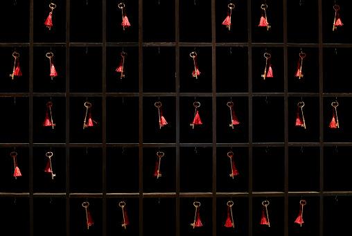 Hotel Reception「Hotel Room keys」:スマホ壁紙(10)