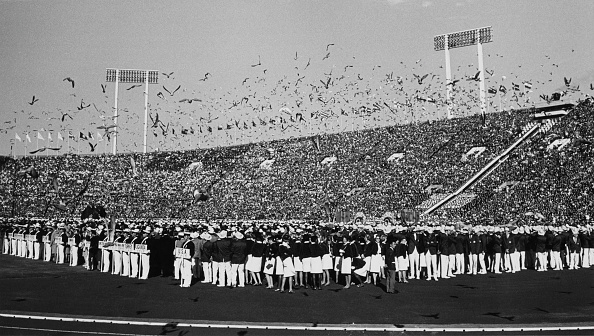 Pigeon「XVIII Olympic Summer Games」:写真・画像(17)[壁紙.com]