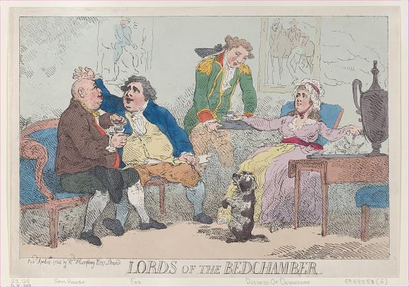Cartoon「Lords Of The Bedchamber」:写真・画像(16)[壁紙.com]