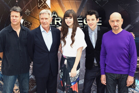 Ender's Game「'Ender's Game' : Photocall At Mandarin Hotel In Paris」:写真・画像(0)[壁紙.com]