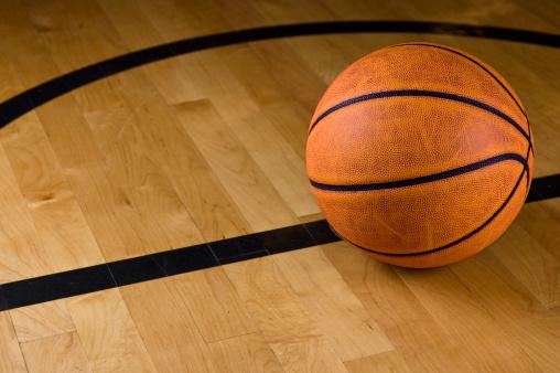 バスケットボール「センターコート」:スマホ壁紙(14)