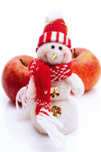 縁なし帽子「Toy snowman」:スマホ壁紙(2)