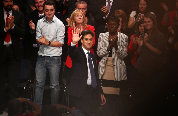 Dan Kitwood「Labour Leader Ed Miliband Gives His Keynote Speech At the Annual Party Conference」:写真・画像(4)[壁紙.com]