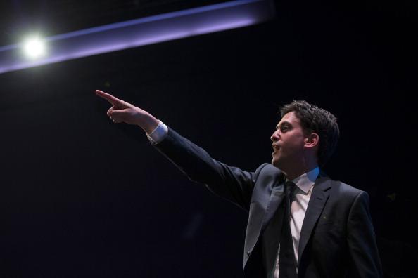 Oli Scarff「Labour Leader Ed Miliband Speech At The Science Museum」:写真・画像(13)[壁紙.com]