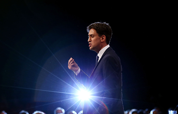 Dan Kitwood「Labour Leader Ed Miliband Gives His Keynote Speech At the Annual Party Conference」:写真・画像(1)[壁紙.com]