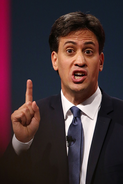 Dan Kitwood「Labour Leader Ed Miliband Gives His Keynote Speech At the Annual Party Conference」:写真・画像(6)[壁紙.com]