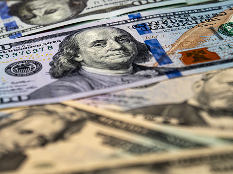 Money to Burn「Benjamin Franklin on a one hundred dollar bill」:スマホ壁紙(1)