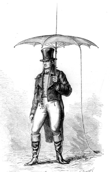 Invention「Benjamin Franklin (1706-1790), american inventor here showing one of his inventions : lightning conductor umbrella for his experiments with lightning, engraving, 18th century」:写真・画像(15)[壁紙.com]