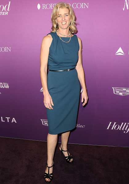 Blue Night - Film「The Hollywood Reporter's Annual Oscar Nominees Night Party - Arrivals」:写真・画像(5)[壁紙.com]