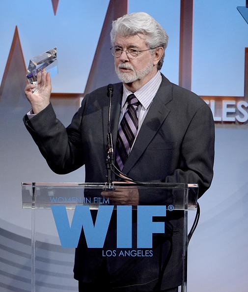 George Lucas「Women In Film's 2013 Crystal + Lucy Awards - Show」:写真・画像(12)[壁紙.com]