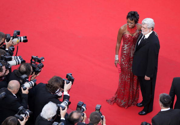 George Lucas「Wall Street: Money Never Sleeps - Premiere - 63rd Cannes Film Festival」:写真・画像(5)[壁紙.com]