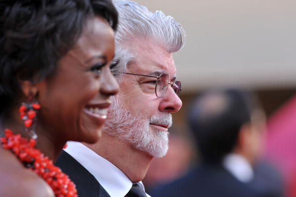 George Lucas「Wall Street: Money Never Sleeps - Premiere - 63rd Cannes Film Festival」:写真・画像(4)[壁紙.com]