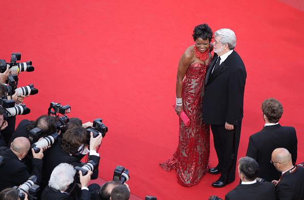 George Lucas「Wall Street: Money Never Sleeps - Premiere - 63rd Cannes Film Festival」:写真・画像(6)[壁紙.com]