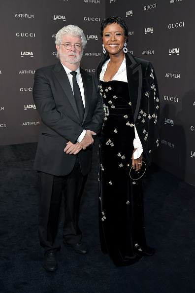 George Lucas「2018 LACMA Art + Film Gala Honoring Catherine Opie And Guillermo del Toro Presented By Gucci - Red Carpet」:写真・画像(17)[壁紙.com]