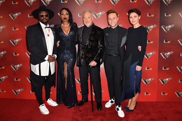 The Voice - Television Show「The Voice UK 2018 Launch Photocall」:写真・画像(15)[壁紙.com]