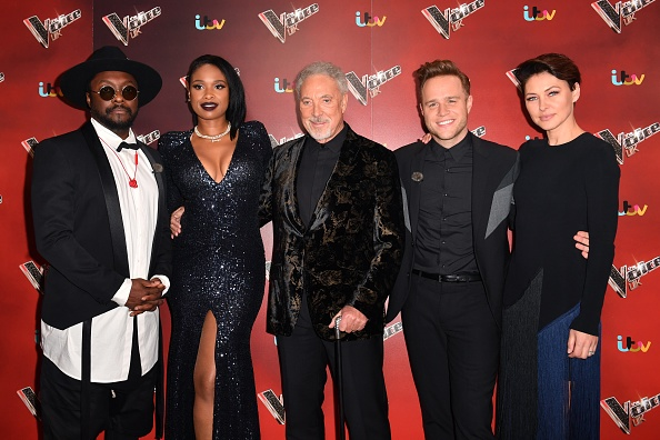 The Voice - Television Show「The Voice UK 2018 Launch Photocall」:写真・画像(12)[壁紙.com]