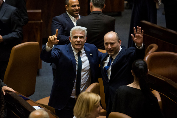 Politics「Israeli Parliament Votes On A New Government」:写真・画像(15)[壁紙.com]