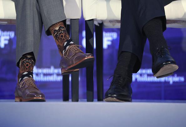Sock「Bloomberg Global Business Forum Held In New York」:写真・画像(5)[壁紙.com]