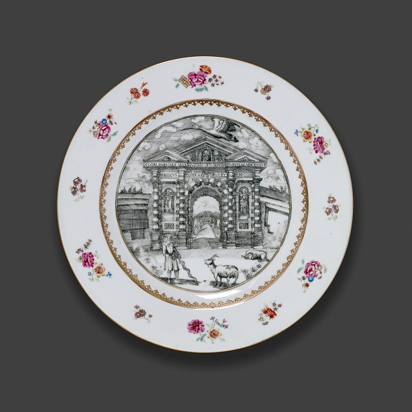 Crockery「Oxford Plate」:写真・画像(15)[壁紙.com]