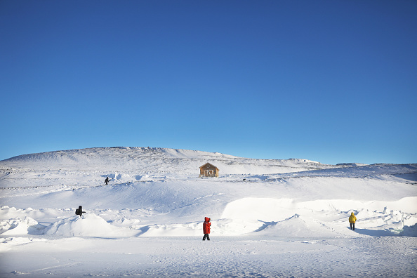 Thule Air Base「NASA Continues Efforts To Monitor Arctic Ice Loss With Research Flights Over Greenland and Canada」:写真・画像(15)[壁紙.com]