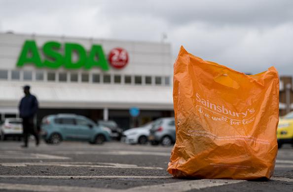 Sainsburys「Sainsbury And Asda In Merger Talks」:写真・画像(8)[壁紙.com]