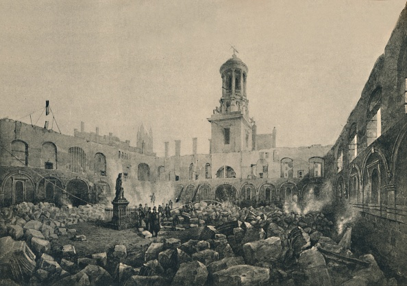 Insurance「The Second Royal Exchange After The Fire In 1838」:写真・画像(8)[壁紙.com]