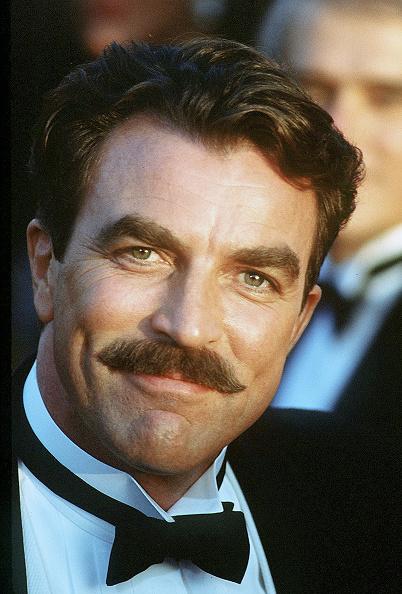 Mustache「Tom Selleck」:写真・画像(1)[壁紙.com]