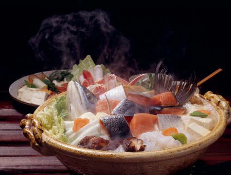 Japanese Food「Hot pot dish」:スマホ壁紙(11)
