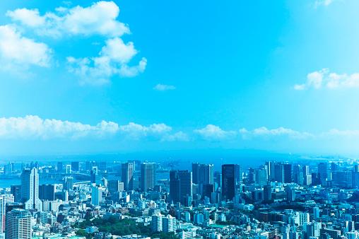 Tokyo - Japan「Tokyo Cityscape」:スマホ壁紙(10)