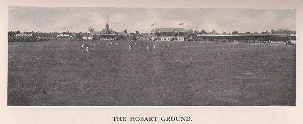 Sport「The Hobart Cricket Ground, Tasmania, Australia, 1912」:写真・画像(8)[壁紙.com]