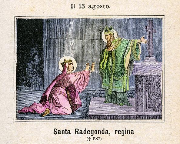 Fototeca Storica Nazionale「Saint Radegund Queen」:写真・画像(17)[壁紙.com]