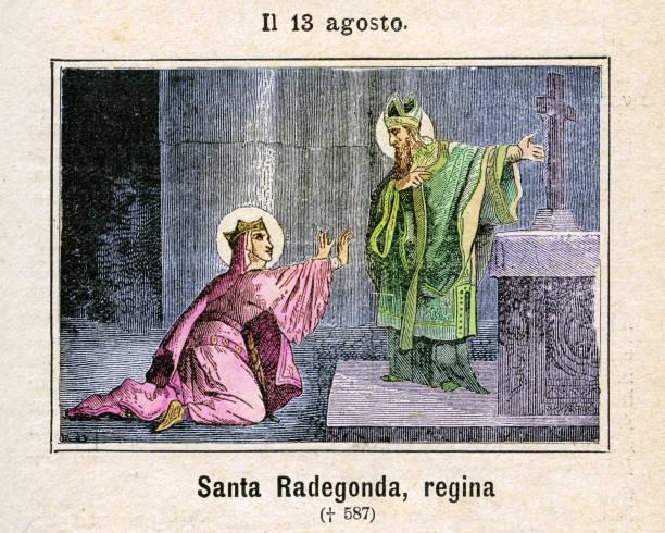 Saint Radegund Queen:ニュース(壁紙.com)
