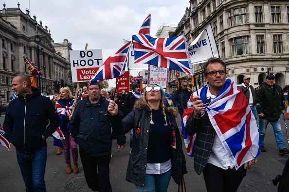 2016 European Union Referendum「A Second Brexit Deadline Comes And Goes In The UK」:写真・画像(13)[壁紙.com]